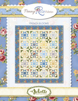 Riley Blake French Blooms - Downloadable PDF