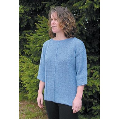 Two Piece Sweater To Knit