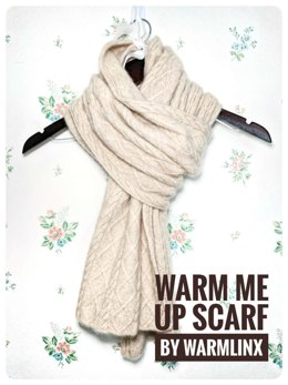 Warm me UP Cashmere Scarf
