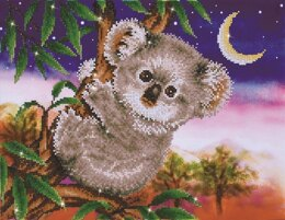 Diamond Dotz Koala Snack Diamond Dotz Kit