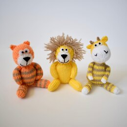 Milo the Lion and Friends