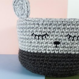 Little Bear Basket