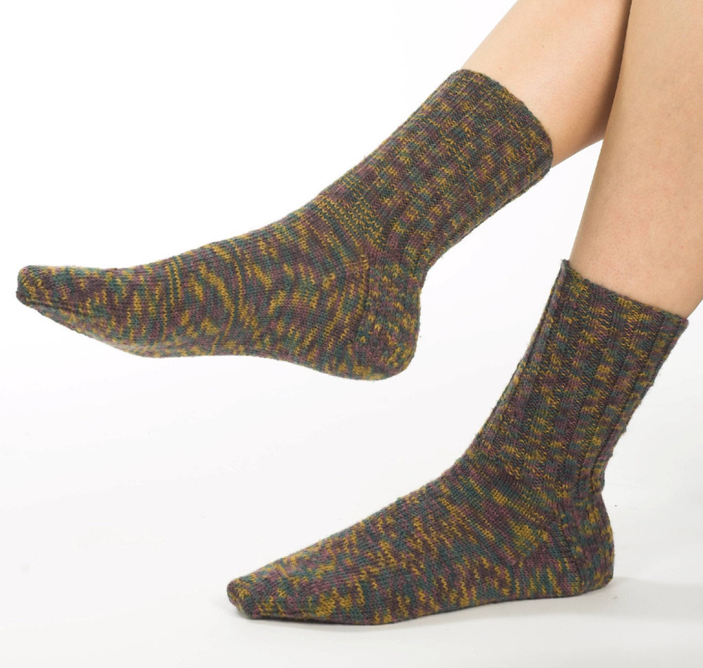 Basic socks in plymouth happy feet f230 knitting patterns zoom bankloansurffo Gallery
