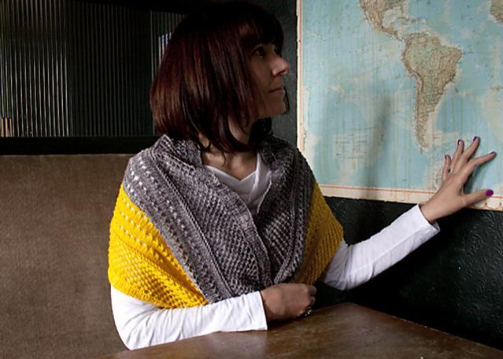 Global Nomad Cowl Knitting pattern by Helen Stewart ...
