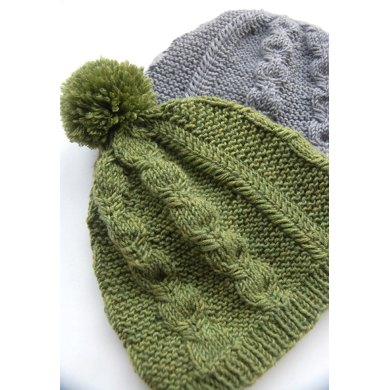 Silverfox Beanie and Slouch
