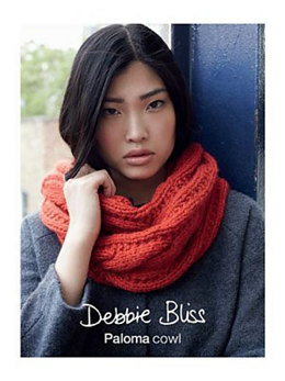 Cowl in Debbie Bliss Paloma