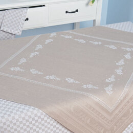 Rico Traditional Tablecloth Natural - 92 x 92cm - 16167.70.21