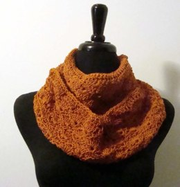 Shells Infinity Scarf