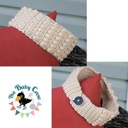 Bobble Rows Ear Warmer