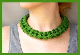 Cable Necklace