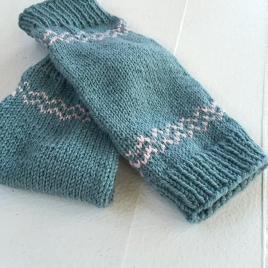 All The Time Baby Leg Warmers Knitting pattern by Ellie dEustachio