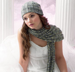 Scarf and Hat in Araucania - Downloadable PDF