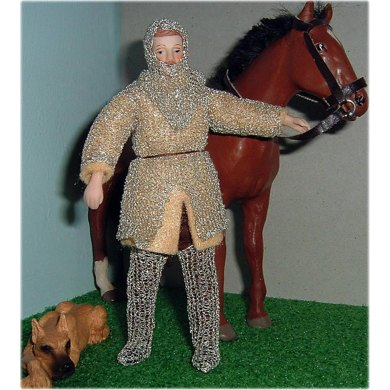 1:12th scale Chainmail