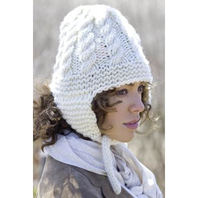 Trapper Hat In Tahki Yarns Montana Crochet Patterns Lovecrochet