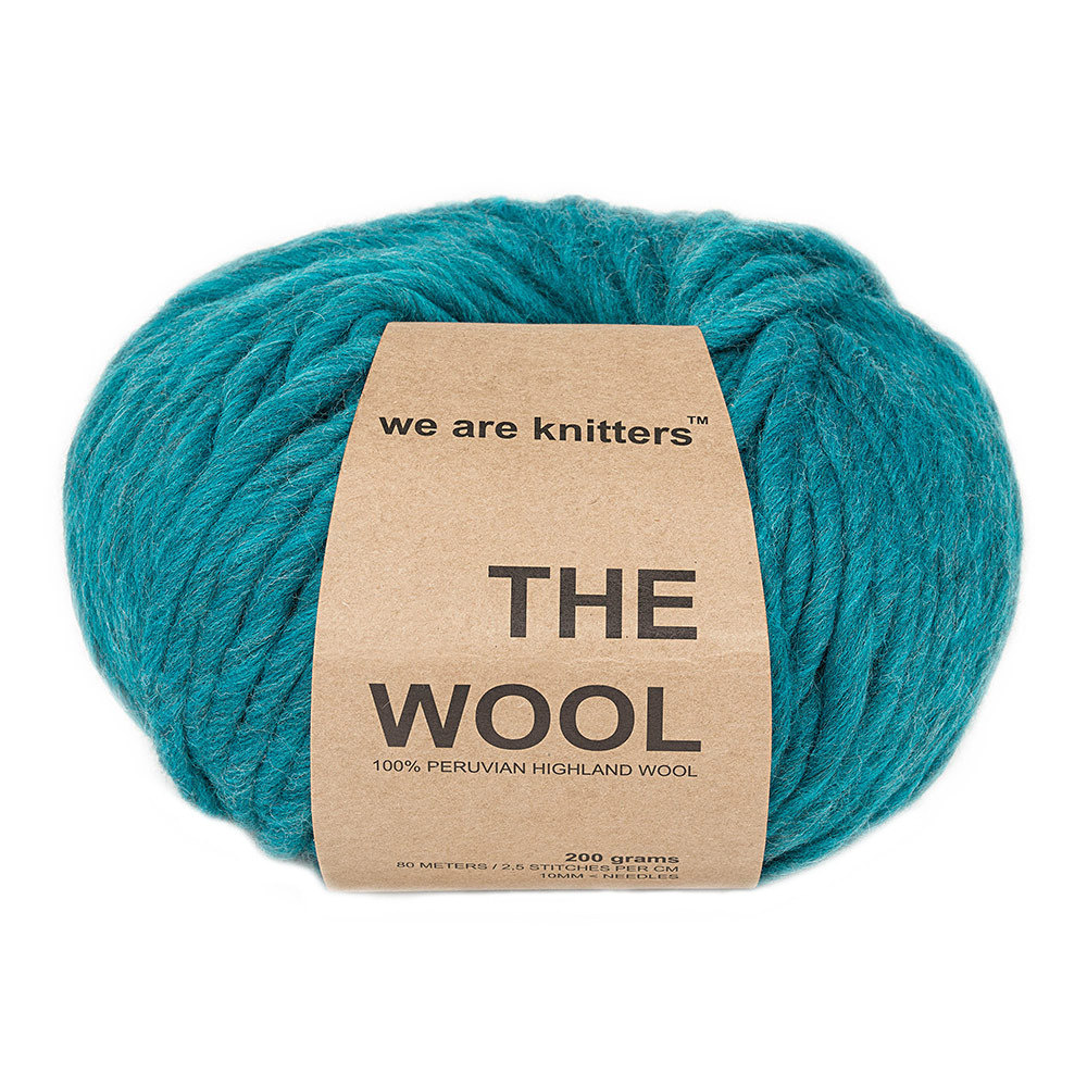 We Are Knitters The Wool