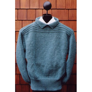 MS 143 Collared Pullover