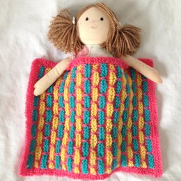 Puffy Bricks Blanket