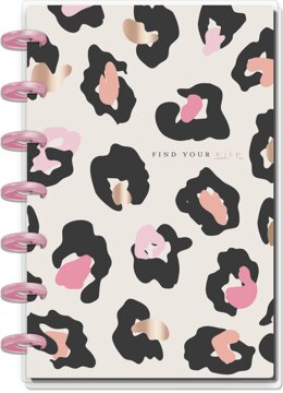 Me & My Big Ideas Happy Planner 12-Month Dated Mini Planner - Wild Styled, July 2020-June 2021