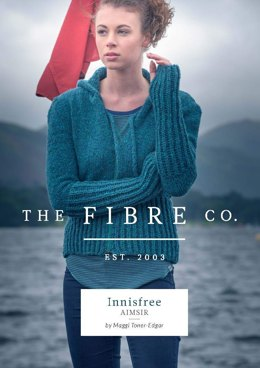Aimsir Jacket in The Fibre Co. Arranmore - Downloadable PDF