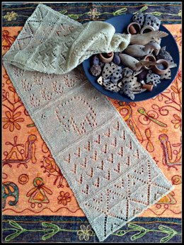 Tribal Traces African Sampler Shawl