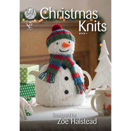 Christmas Knits Book 1 By King Cole  by Zoe Halstead