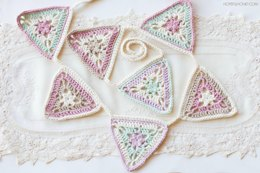 Vintage Candy Shop Bunting