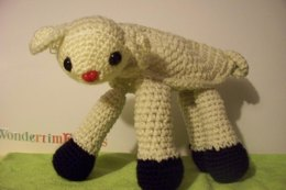 Standing Lamb Lovey