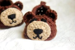 Baby Bear House Slipper