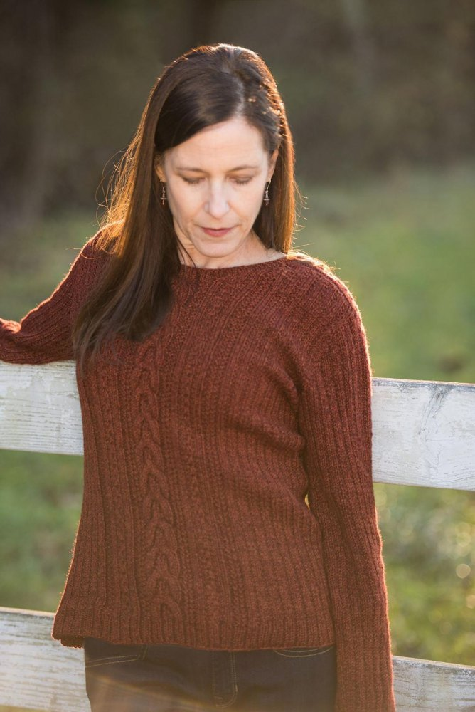 Flannery Knitting Pattern By Jennifer Wood
