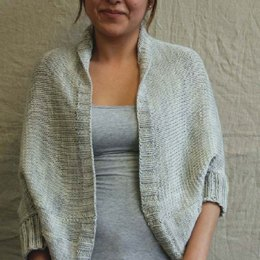 Creature Comforts Cardigan in Madelinetosh Tosh Vintage