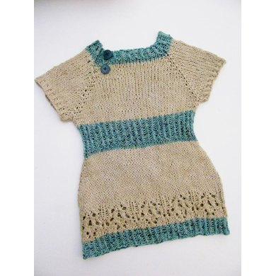 Mermaid baby dress