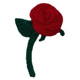 Rose (Knit a Teddy)