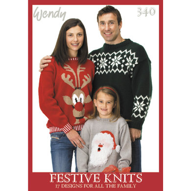 Festive Knits by Wendy (340)