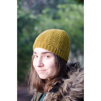 Slip-cable hat