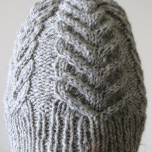 Antler Hat Knitting pattern by Tin Can Knits  e779b905d99