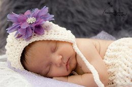 Ripple Baby Bonnet