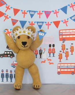 Free Diamond Jubilee Bear