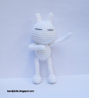 Easy Amigurumi Heart - Free Crochet Pattern - OkieGirlBling'n'Things | 390x353