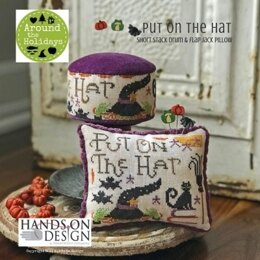 Hands On Design Put On The Hat - HD164 - Leaflet