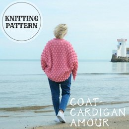 Summer Coat-Cardigan AMOUR