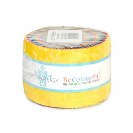 "Windham Fabrics Be Colorful Strips 2.5"" Strip Roll"