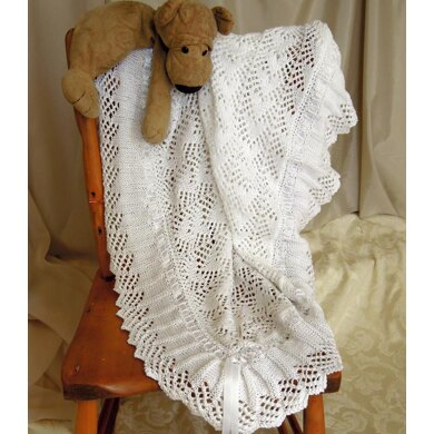 Baby Blanket, sure to become an heirloom - P010