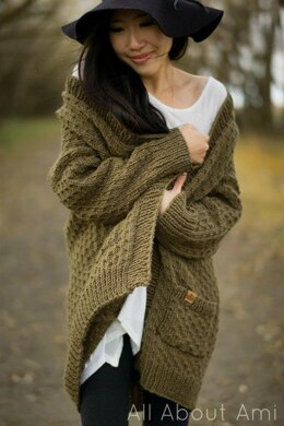 The Dotty Cardigan