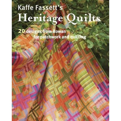 Kaffe Fassett's Heritage Quilts by Gmc