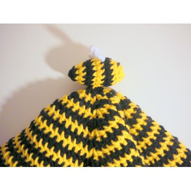 Bumble Bee Lovey / Security Blanket