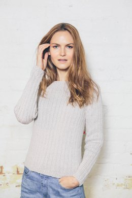 Emma sweater and top