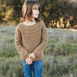 The Dahlia Sweater