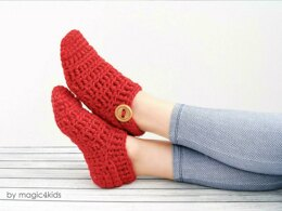 Old fashion slippers