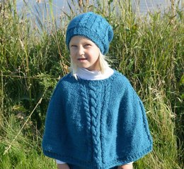 Song of Spring Poncho