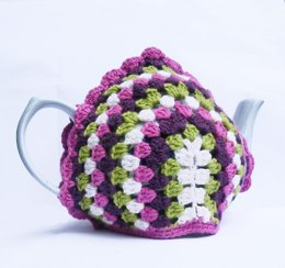 Granny Square Tea Cozy